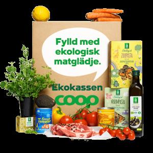 Matkasse - Coop - Ekologiska kassen